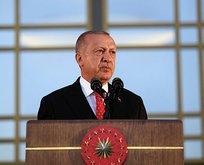Başkan Erdoğan'dan AB'ye net mesaj