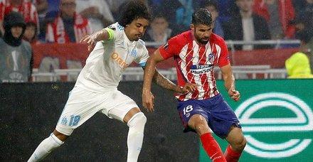 UEFA Avrupa Liginde şampiyon Atletico Madrid