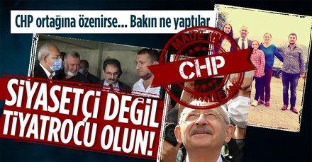 Yine CHP yine senaryo! Belediye başkanının oğlunu çiftçi yaptılar