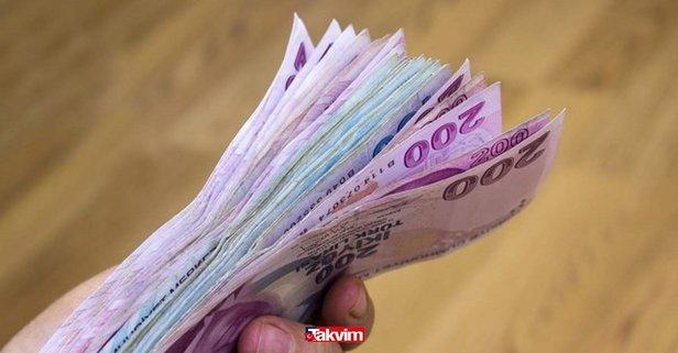 Ve sonunda belli oldu! 1500 ve 2.550 lira verilecek...