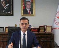 Diyarbakır İl Sağlık Müdürü koronavirüse yakalandı!