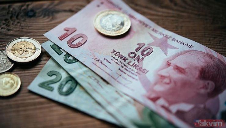 Son dakika: Emekliye en az 2 bin 361 TL ! Güncel emekli maaşları ne kadar olacak?