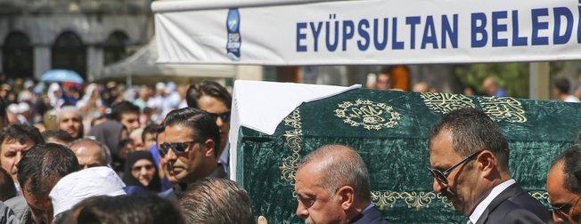Gazeteci Yazar Şule Yüksel Şenler'e veda | Başkan Erdoğan'dan duygulandıran sözler