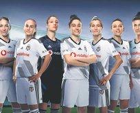 """Vodafone Kupası'nda """"ben varım"""" diyen kadınlar sahada"""