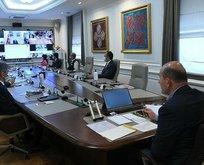 Bakan Soylu'dan kritik toplantı