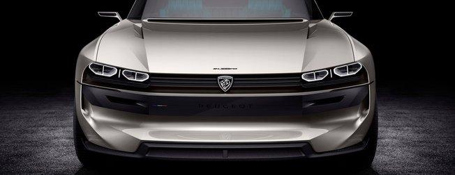 Peugeotun yeni otomobili e-Legend ortaya çıktı