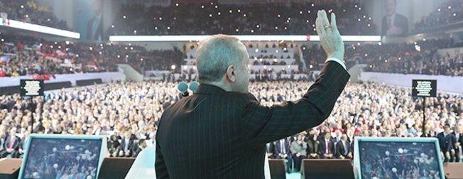 Başkan Erdoğan açıkladı! İşte 31 Mart seçimlerinde AK Parti'nin manifestosu