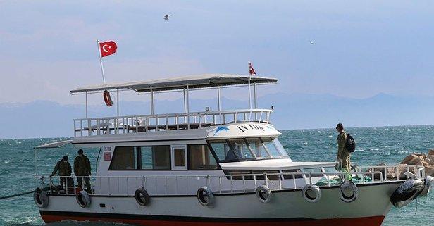 Van'daki tekne faciasında flaş gelişme!