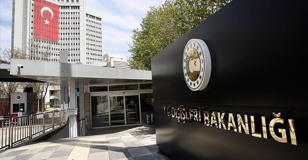 Türk Kızılay yetkilisine saldırı! Dışişlerinden açıklama geldi