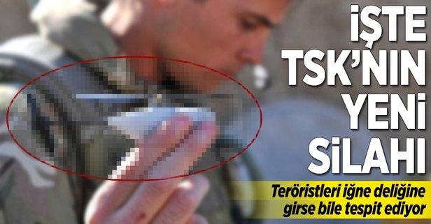 İşte TSKnın yeni silahı