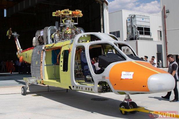 Türkiye'nin özgün helikopteri uçuşa hazır