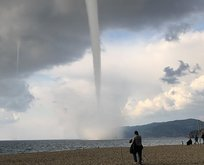 Meteoroloji'den hortum ve yağış uyarısı