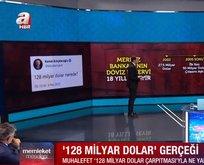 CHP'nin '128 milyar dolar nerede?' yalanını bir kez daha çöktü!