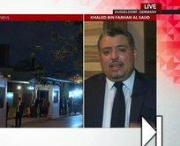 Sürgündeki Prens Halid bin Ferhan El Suudtan Kaşıkçı açıklaması