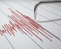 Malatyada korkutan deprem