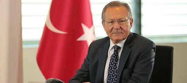 Balıkesir Belediye Başkanı istifa ediyor
