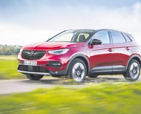 SUV'a Alman imzası: Opel Grandland X