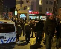 Maltepe'de otomobile kurşun yağdırdılar!