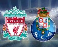 Liverpool - Porto maçı hangi kanalda?