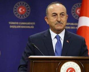 Son dakika: Dışişleri Bakanı Mevlüt Çavuşoğlu: Yayınladığımız NAVTEX Yunanistan'a uyarıdır!