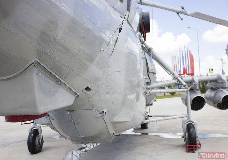 Dünyanın en tehlikeli saldırı helikopterleri