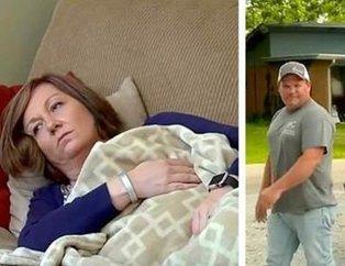 Doktorlar hastalığını bulamamıştı! Evine gelen 2 tesisatçı hayatını değiştirdi