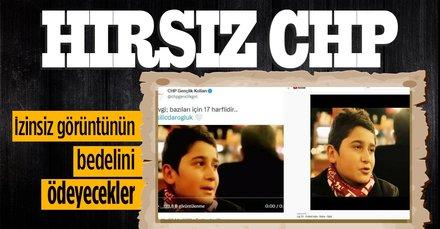 CHP Gençlik Kolları'ndan çalıntı reklam filmi! Videodaki Emiralp Canikli'nin babasından tepki var: Yargıya gideceğiz