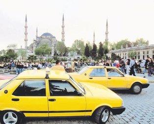 3 bin taksici aranıyor