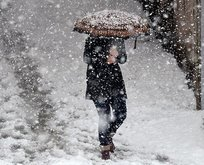 İstanbul ve Ankara'ya kar yağacak mı?