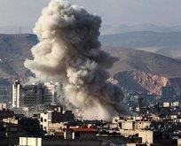 Katil Esed yine sivillere saldırdı