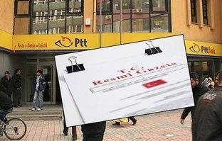 PTT personel alımı hakkında yönetmelik Resmi Gazete'de!