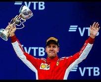 Formula 1'de Dünya Şampiyonu olan en genç pilot kimdir?