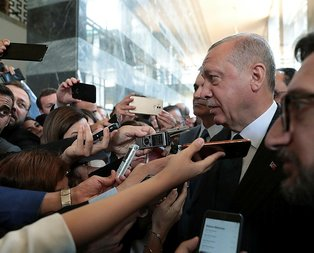 Başkan Erdoğan'dan kabine değişikliği iddiasına yanıt