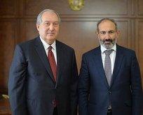 Sarkisyan'dan hükümete istifa çağrısı!