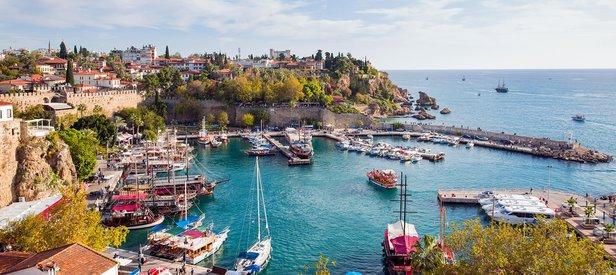 Antalyaya eylülde gelen Rus turist sayısı yüzde 302 arttı