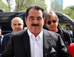 İbrahim Tatlıses AK Parti Genel Merkezi'nde