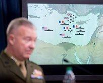 Pentagondan Suriyeye operasyon açıklaması