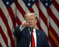 Ateşkes sonrası Trump'tan sert tepki