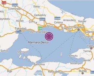 'Marmara depreminin ayak sesleri...'