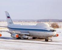 Putin'e şok! Süper korumalı uçağına hırsız girdi
