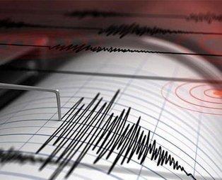 Son dakika haberi.. Son dakika: Ege'de 5,1 büyüklüğünde yeni deprem