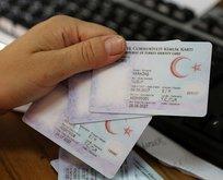 Kimlik kartı ve ehliyet ile ilgili önemli gelişme