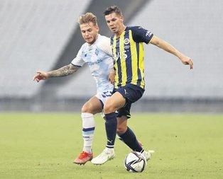 Fenerbahçe Dinamo Kiev'le yenişemedi