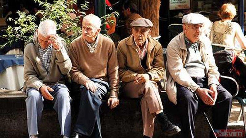 Son dakika:Emekliye 3 ayrı zam! Güncel emekli maaşları ne kadar olacak?