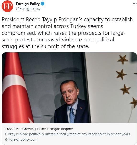 FETÖ ve FETÖ'cüleri öven ABD tetikçisi Steven Cook yine Türkiye karşıtı operasyonlarla devrede! - Takvim