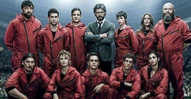 La Casa de Papel'de 4. sezon gelişmesi! La Casa de Papel 4. sezon ne zaman yayınlanacak?