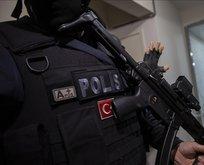 Kırmızı bültenle aranan DEAŞ'lı terörist yakalandı!
