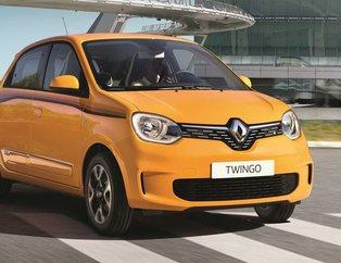 Renault Twingo efsanesinin yeni görüntüleri ortaya çıktı! İşte 2019 model Renault Twingo...