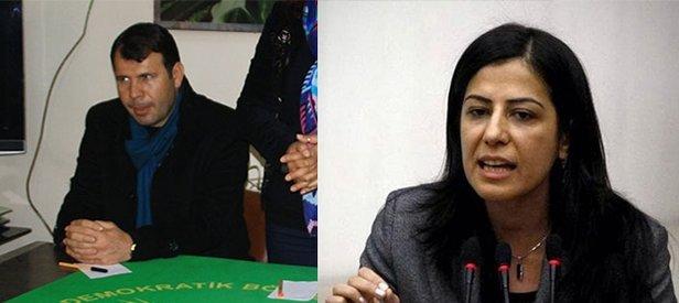 Eski DBP Eş Genel Başkanları Mehmet Arslan ve Gülcihan Şimşek tutuklandı!