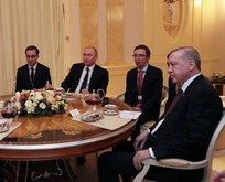 Soçi'deki zirvede Lukaşenko sürprizi